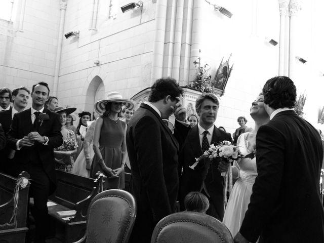 Le mariage de Jérôme et Marguerite à La Chapelle-Glain, Loire Atlantique 56