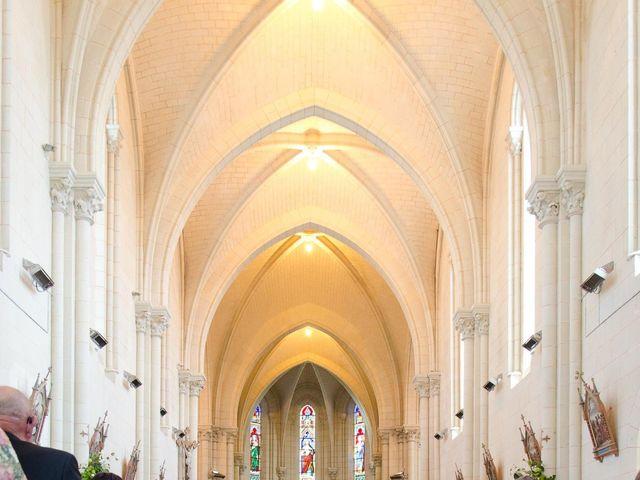 Le mariage de Jérôme et Marguerite à La Chapelle-Glain, Loire Atlantique 57