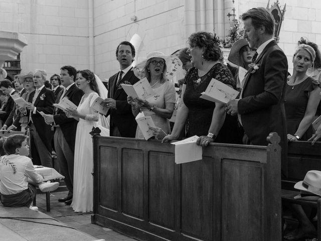 Le mariage de Jérôme et Marguerite à La Chapelle-Glain, Loire Atlantique 62