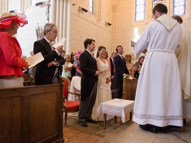 Le mariage de Jérôme et Marguerite à La Chapelle-Glain, Loire Atlantique 63