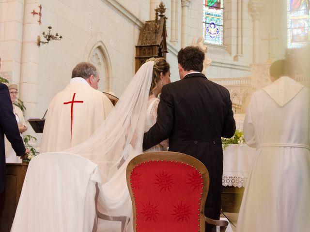 Le mariage de Jérôme et Marguerite à La Chapelle-Glain, Loire Atlantique 67