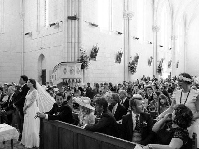 Le mariage de Jérôme et Marguerite à La Chapelle-Glain, Loire Atlantique 72