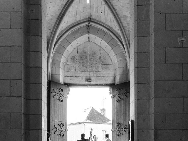 Le mariage de Jérôme et Marguerite à La Chapelle-Glain, Loire Atlantique 74