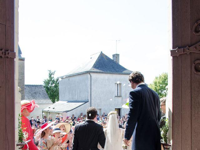 Le mariage de Jérôme et Marguerite à La Chapelle-Glain, Loire Atlantique 75