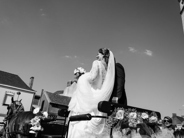 Le mariage de Jérôme et Marguerite à La Chapelle-Glain, Loire Atlantique 77