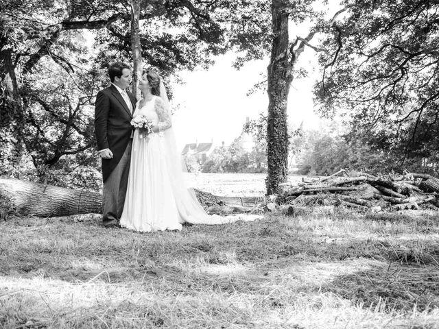 Le mariage de Jérôme et Marguerite à La Chapelle-Glain, Loire Atlantique 81