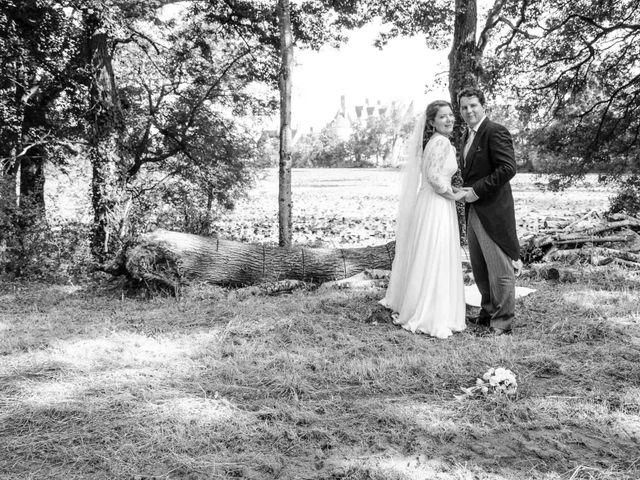 Le mariage de Marguerite et Jérôme