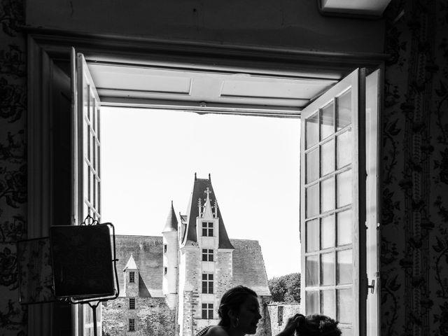 Le mariage de Jérôme et Marguerite à La Chapelle-Glain, Loire Atlantique 33