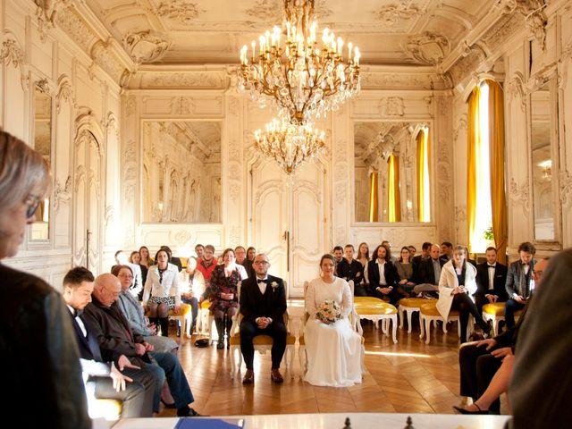 Le mariage de Olivier et Julie à Douai, Nord 1