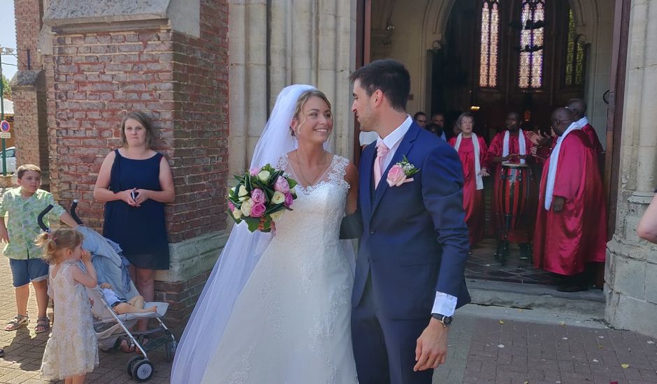 Le mariage de Sylvain et Pauline à Flesselles, Somme