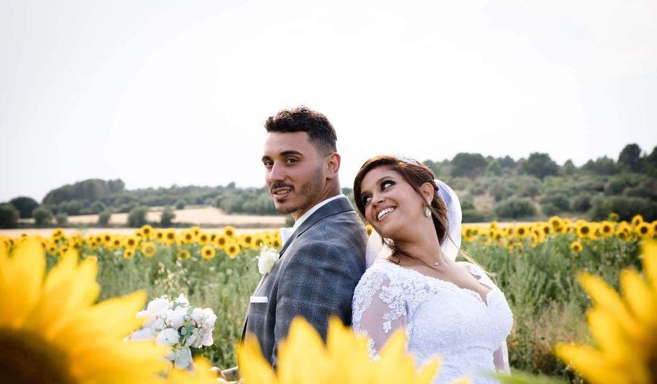Le mariage de Lilian et Myriam à Céret, Pyrénées-Orientales