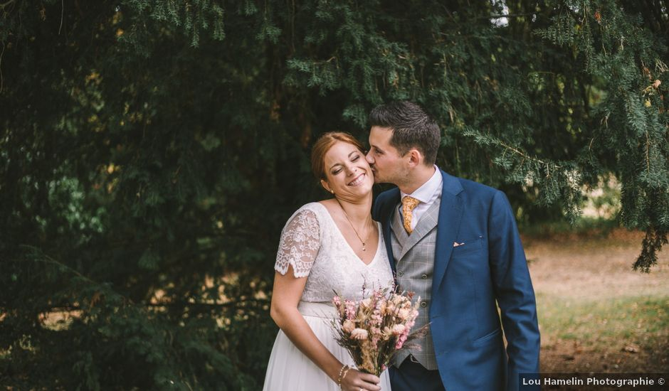 Le mariage de Gustave et Romane à Vassy, Yonne