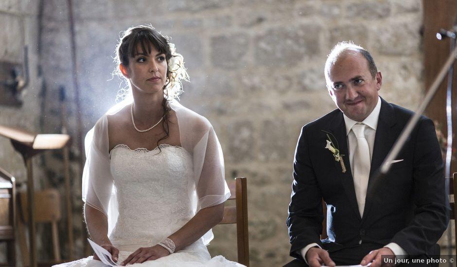 Le mariage de Romain et Magalie à Ardin, Deux-Sèvres