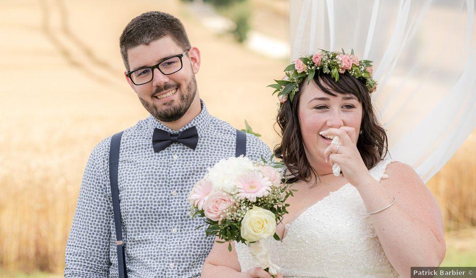 Le mariage de Jonathan et Camille à L'Isle-Jourdain, Gers