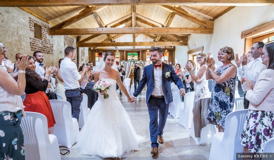Le mariage de George et Charlène à Saint-Mammès, Seine-et-Marne
