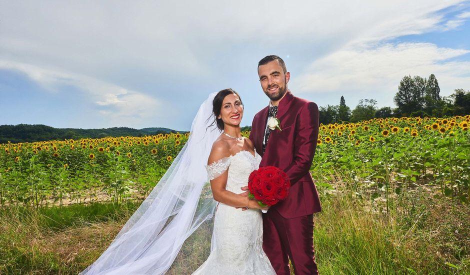 Le mariage de Romain et Amandine à Auterive, Haute-Garonne