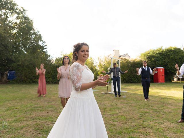 Le mariage de Bastien et Charline à Bourbriac, Côtes d'Armor 10