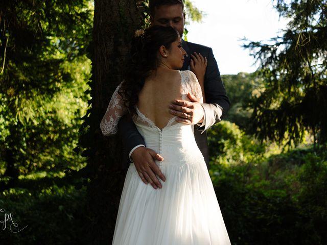Le mariage de Bastien et Charline à Bourbriac, Côtes d'Armor 16