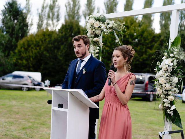 Le mariage de Bastien et Charline à Bourbriac, Côtes d'Armor 17