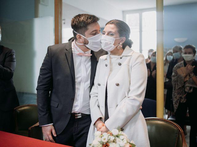 Le mariage de Xavier et Noémi à Vic-sur-Aisne, Aisne 5