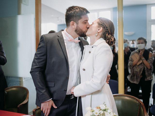 Le mariage de Xavier et Noémi à Vic-sur-Aisne, Aisne 6