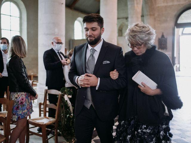 Le mariage de Xavier et Noémi à Vic-sur-Aisne, Aisne 25