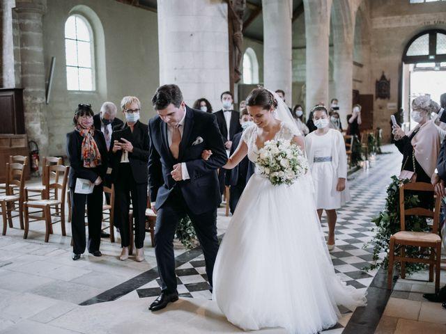 Le mariage de Xavier et Noémi à Vic-sur-Aisne, Aisne 28