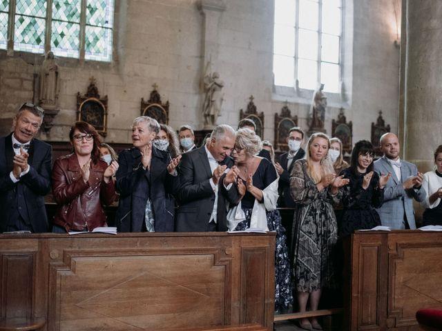 Le mariage de Xavier et Noémi à Vic-sur-Aisne, Aisne 33