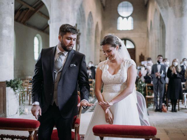 Le mariage de Xavier et Noémi à Vic-sur-Aisne, Aisne 34