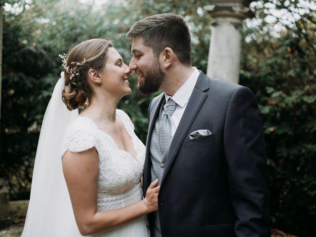 Le mariage de Noémi et Xavier