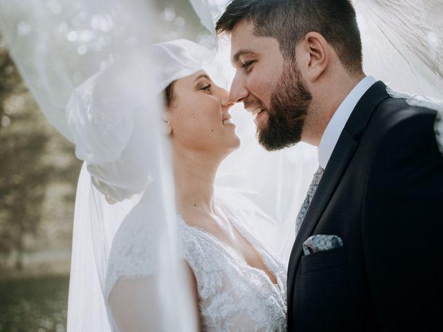 Le mariage de Xavier et Noémi à Vic-sur-Aisne, Aisne 42