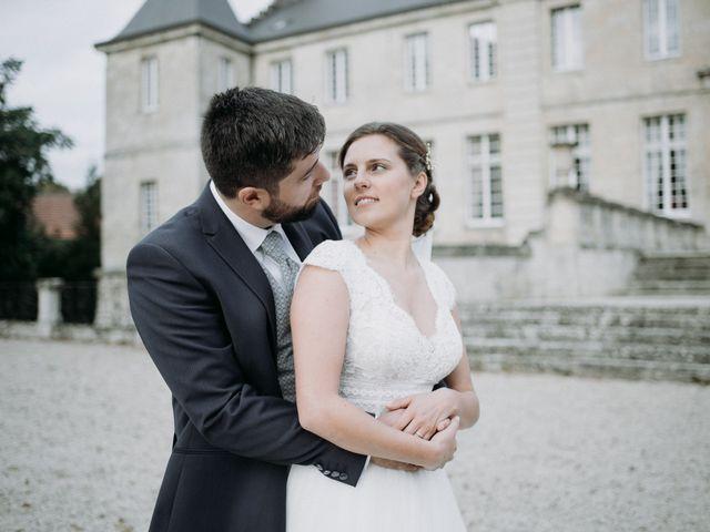 Le mariage de Xavier et Noémi à Vic-sur-Aisne, Aisne 45