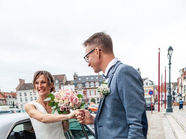 Le mariage de Sebastien et Anne à Hazebrouck, Nord 31