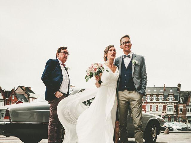 Le mariage de Sebastien et Anne à Hazebrouck, Nord 32