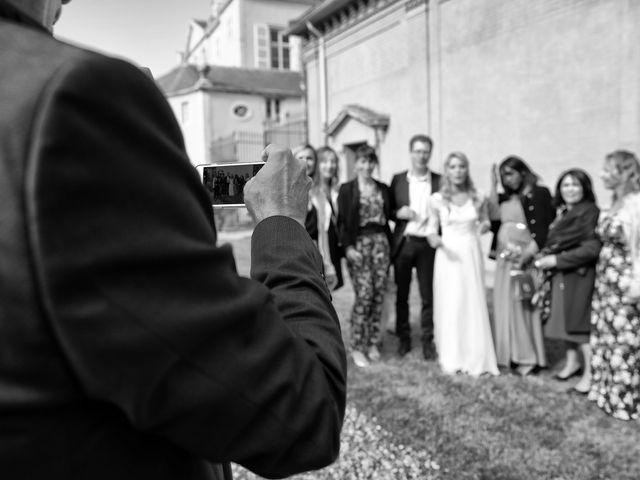 Le mariage de Océane et Loïc à Anse, Rhône 21