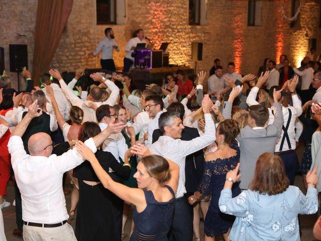 Le mariage de Océane et Loïc à Anse, Rhône 31