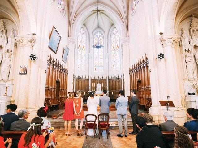 Le mariage de Guillaume et Maud à Lyon, Rhône 51