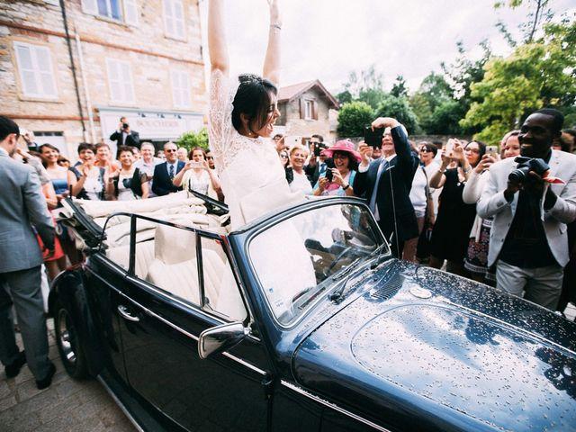 Le mariage de Guillaume et Maud à Lyon, Rhône 69