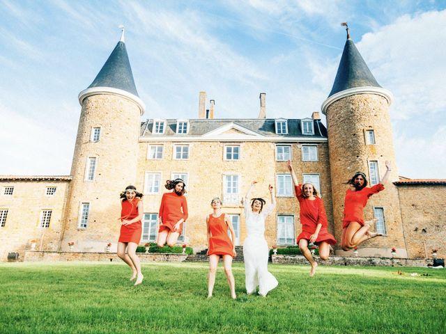 Le mariage de Guillaume et Maud à Lyon, Rhône 99