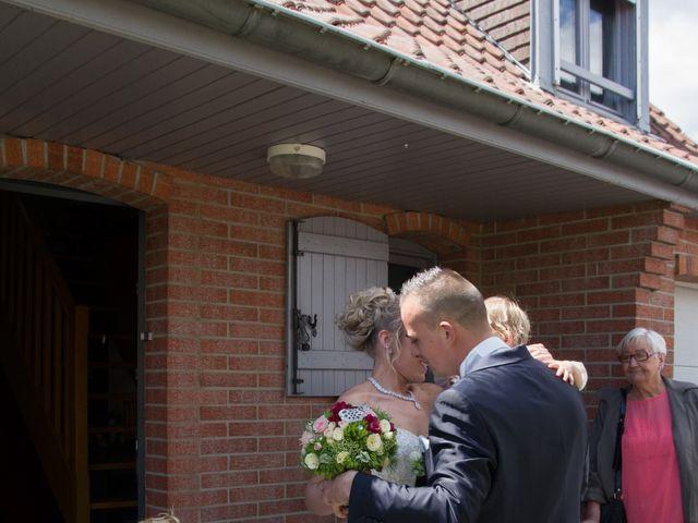 Le mariage de Jimmy et Amandine à Hersin-Coupigny, Pas-de-Calais 6