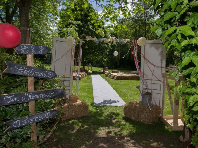 Le mariage de Jimmy et Amandine à Hersin-Coupigny, Pas-de-Calais 8