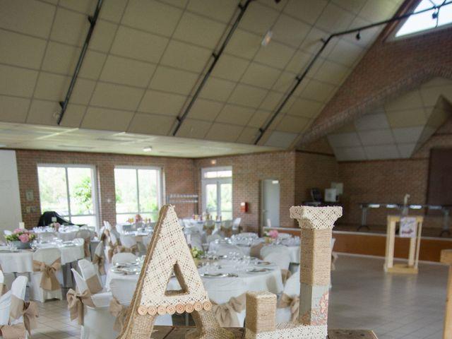 Le mariage de Jimmy et Amandine à Hersin-Coupigny, Pas-de-Calais 13
