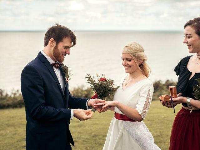 Le mariage de Etienne et Justine à Berneval-le-Grand, Seine-Maritime 9