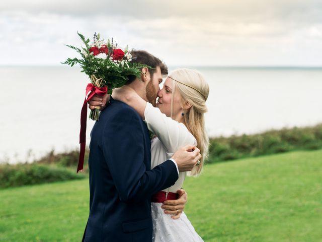 Le mariage de Etienne et Justine à Berneval-le-Grand, Seine-Maritime 10