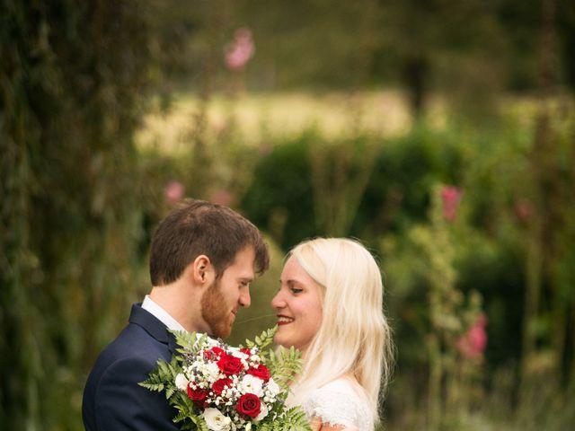 Le mariage de Etienne et Justine à Berneval-le-Grand, Seine-Maritime 22