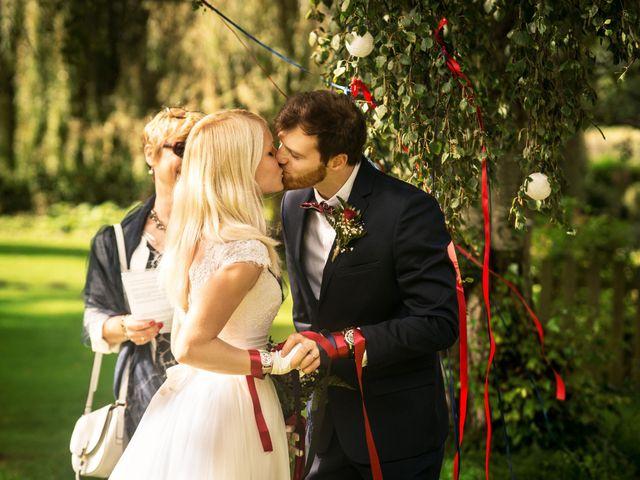 Le mariage de Etienne et Justine à Berneval-le-Grand, Seine-Maritime 26
