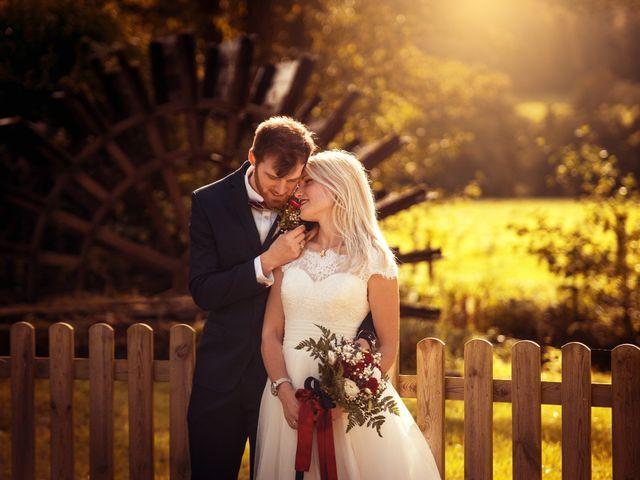 Le mariage de Etienne et Justine à Berneval-le-Grand, Seine-Maritime 2