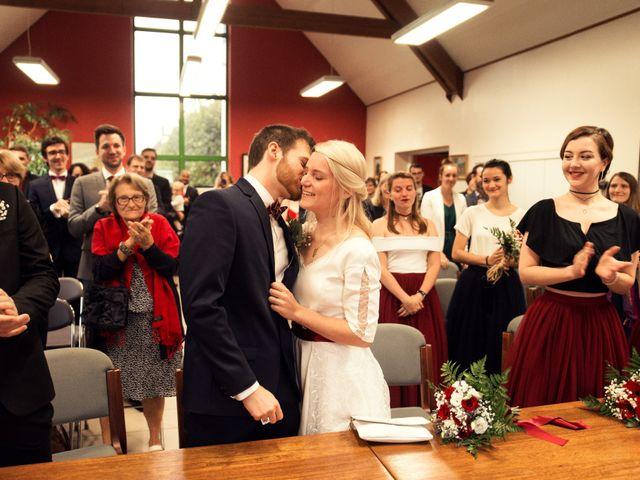 Le mariage de Etienne et Justine à Berneval-le-Grand, Seine-Maritime 34