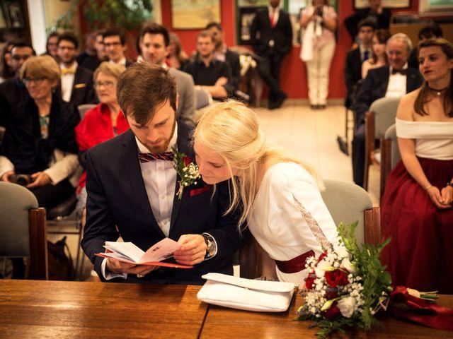 Le mariage de Etienne et Justine à Berneval-le-Grand, Seine-Maritime 35