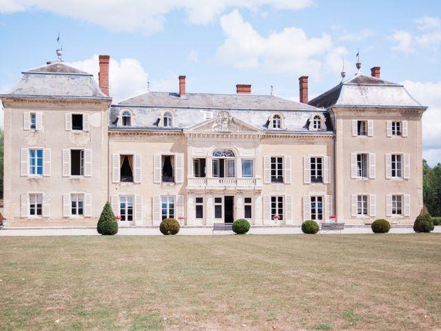 Le mariage de Najeeb et Maria à Varennes, Yonne 3